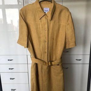 Akris Bergdorf Goodman Tweed Dress